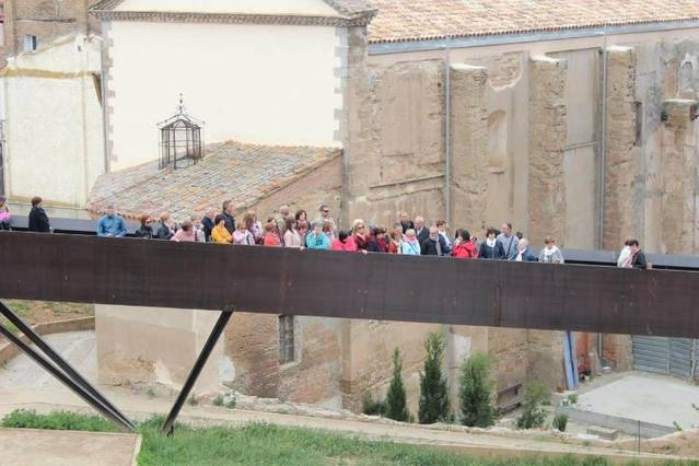 Amics del Patrimoni Cultural d'Alguaire organitza una sortida en el marc del programa Abril Cultural