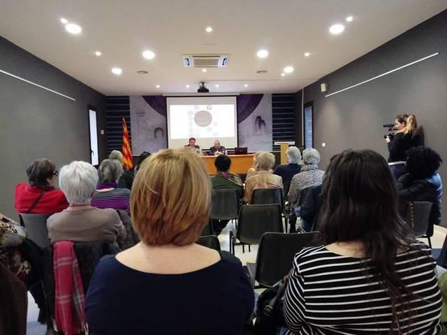 Antoni Gelonch presenta al MAU d'Almacelles: '100 dones catalanes. Inspiracions creatives'