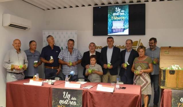 ASAJA Lleida repartirà 15.000 peces de fruita dolça als visitants de la Fira Agrària de Sant Miquel