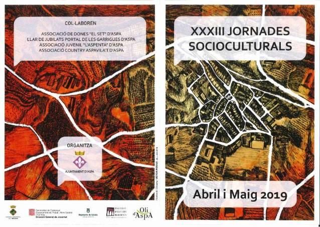 Aspa es prepara per les XXXIIIes Jornades Socioculturals