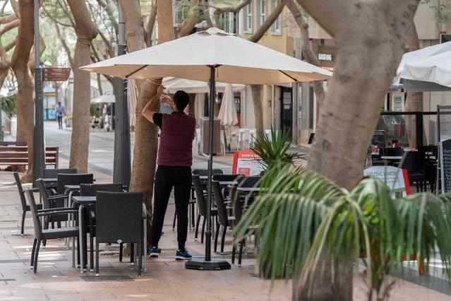 Bars i restaurants, els principals perjudicats pel 'suspens' de la regió sanitària de Lleida en el desescalament del Covid-19