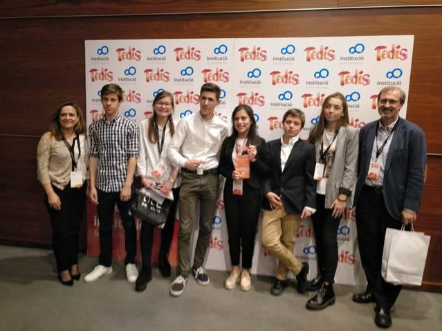 Bon paper dels alumnes d'Institució Lleida al Torneig Escolar de Discurs