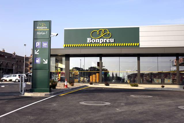 Bon Preu inaugura el supermercat i la benzinera d'Alpicat