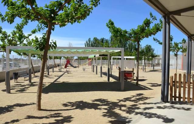 Canviar el terra de sorra del pati de l'Escola La Creu per un de cautxú, proposta més votada dels Pressupostos Participatius de Torrefarrera
