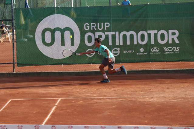 Cau el segon cap de sèrie masculí al Campionat de Catalunya SUB 15 del CT Urgell