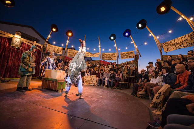 Circ Picat es posa en marxa aquest dijous a Alpicat amb tretze companyies, disset espectacles i quatre dies de festa familiar