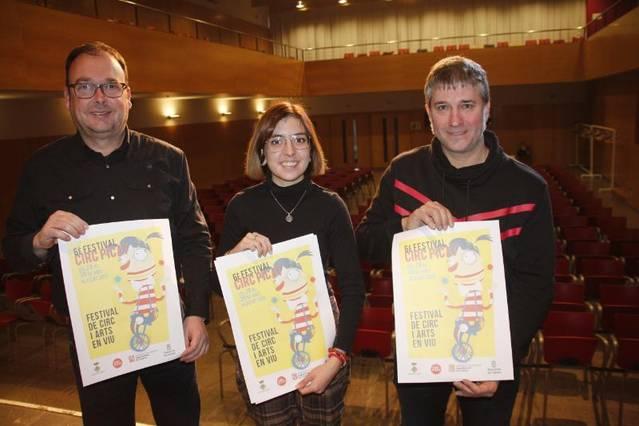 Circ Picat presenta el cartell de la seva sisena edició, que se celebrarà del 28 al 30 de juny