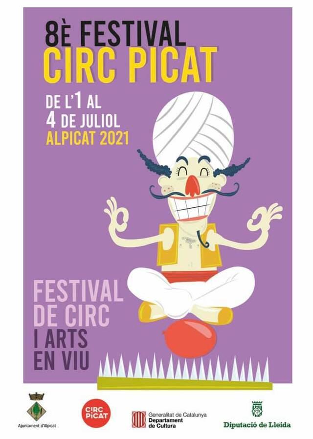 CircPicat d'Alpicat ja té cartell i es celebrarà de l'1 al 4 de juliol