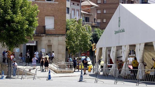 Confinament més estricte a Lleida i set municipis més del Segrià