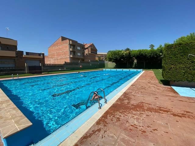 Corbins obre avui les piscines municipals amb mesures d'higiene i seguretat pel Covid-19