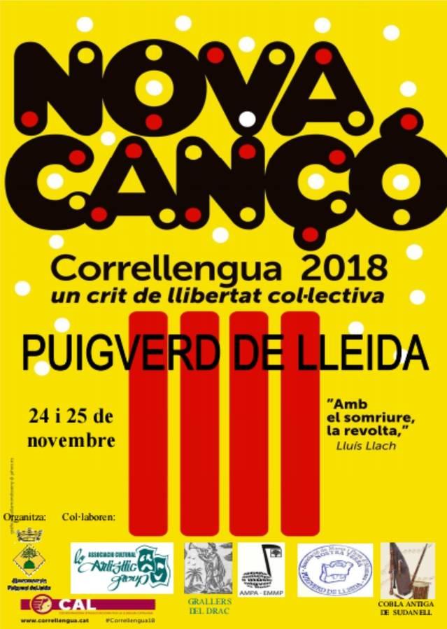 Correllengua a Puigverd de Lleida