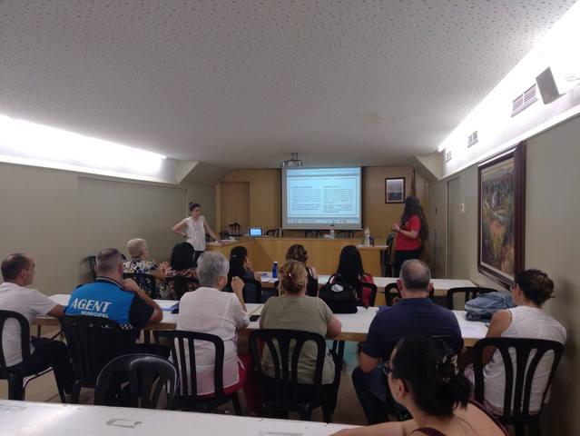 Curs de llenguatge no sexista a l'Ajuntament de Torrefarrera