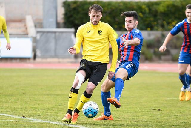Derrota de l'EFAC a Gavà (2-1)