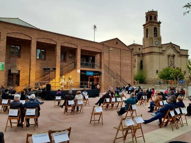 Dos-cents espectadors a les Jornades Culturals de Torres de Segre
