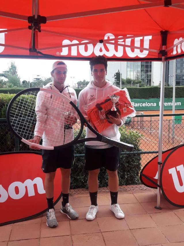 Dos títols i un subcampionat per al CT Lleida al màsters del circuit Pere Masip