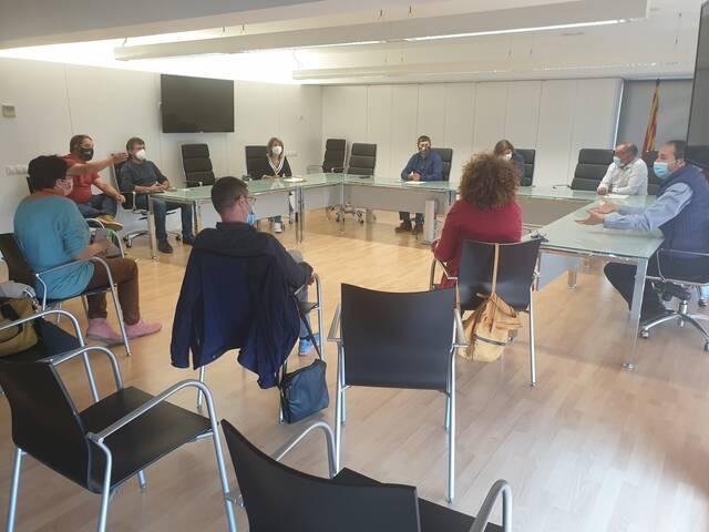 El Baix Segrià i el Baix Cinca exigiran plegats un Pla Pilot de vacunació per immunitzar tota la població dels municipis amb indústries agroalimentàries