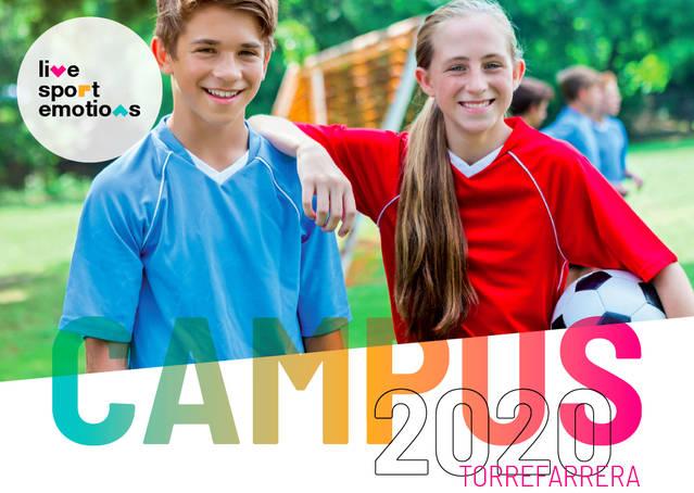 El Campus Live Sport Emotions obre inscripcions, dobla la seva oferta amb seus a Torrefarrera i Almacelles, i prepara un pla de seguretat de salut
