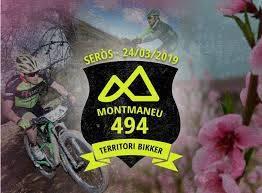El Club Ciclista Seròs organitza la Montmaneu 494