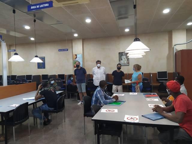 El Consell Comarcal del Segrià comença els cursos d'alfabetització per a nouvinguts, que es faran en una desena de municipis