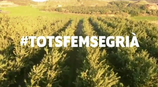 El Consell Comarcal del Segrià promou el consum de productes alimentaris de quilòmetre 0 amb el vídeo #TotsFemSegrià