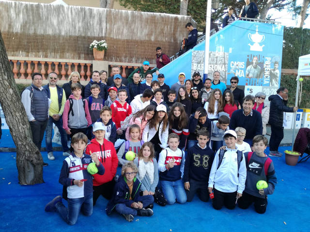 El CT Lleida, present un any més al Godó