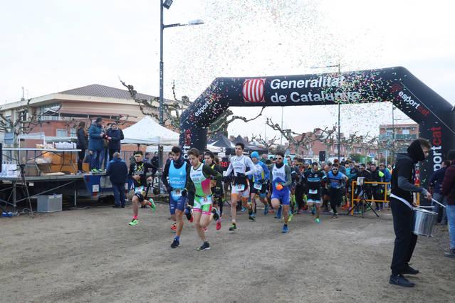 El Duatló d'Alpicat celebrarà el 19 de gener la seva 14a edició amb dos recorreguts