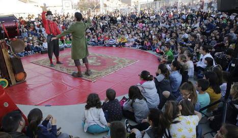 El festival Buuuf!! deixa Alcoletge