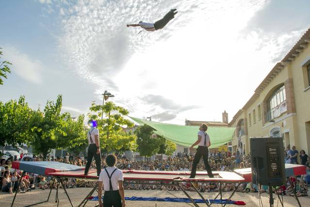 El festival Circ Picat estrenarà dos nous espais en la seva quarta edició, que se celebrarà el darrer cap de setmana de juny