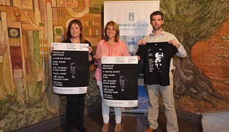 El Festival de Blues d'Albatàrrec reunirà el millor dels quatre primers anys