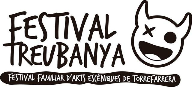 El Festival Treubanya, el nou certamen familiar d'arts escèniques de Torrefarrera, ja té logotip