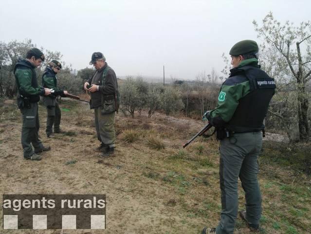 El Govern aprova el regalment d'armes pels Agents Rurals