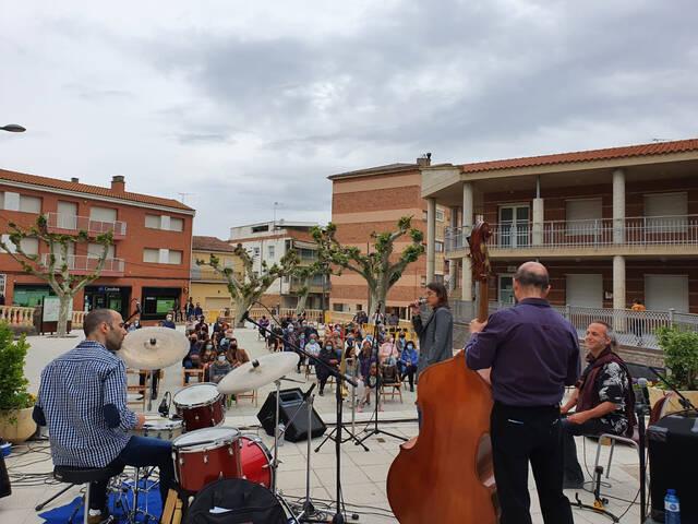 El jazz, protagonista a La Granja d'Escarp amb l'actuació de Joana Cebolla Quartet