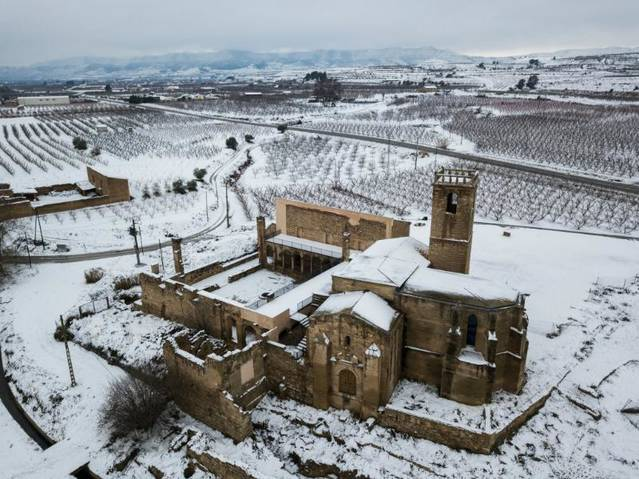El monestir d'Avinganya torna a obrir portes aquest cap de setmana