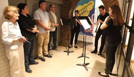 El Musiquem Lleida!, amb 23 concerts de deu formacions