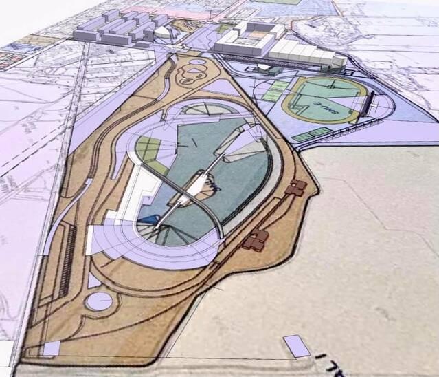 El projecte transformador de l'Era del Comte d'Almacelles, de més de 200.000 metres quadrats, segueix endavant