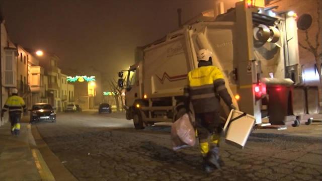 El reciclatge augmenta un 400% en els municipis del Porta a Porta