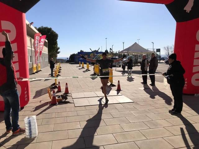 El Sagrat Cor Trail d'Alguaire aplega 200 corredors