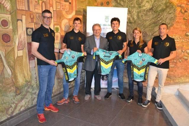 El Team Tamayo d'Alcarràs prendrà part a la Titan Desert 2019