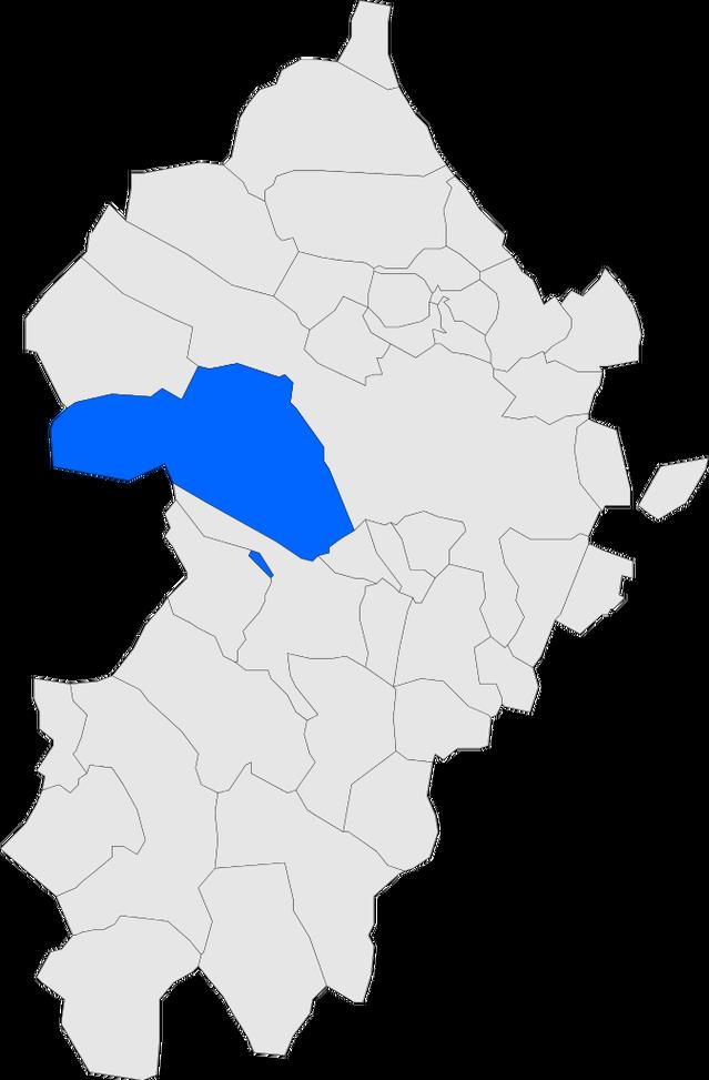 El terme municipal d'Alcarràs guanya 58 ha. en replantejar-se la línia de terme amb Sudanell