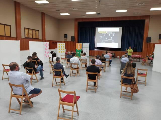 Els 8 municipis del Segrià que impulsen el projecte Biovalor posen en comú els seus avenços