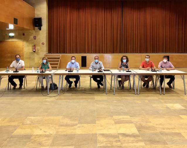 Els alcaldes i alcaldesses del Baix Segre tornen a exigir, per tercera vegada, que el Govern autoritzi obrir al públic l'interior de bars i restaurants