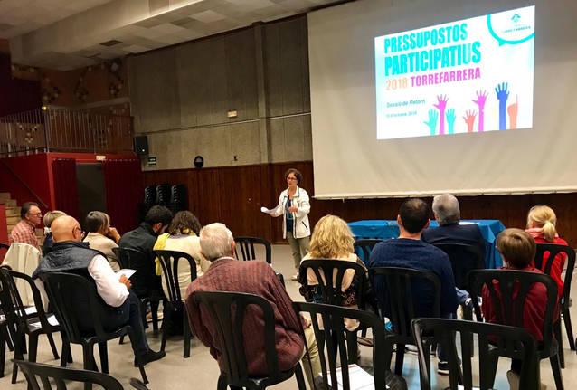 Els veïns de Torrefarrera decideixen millorar l'acccessibilitat dels carrers estrets