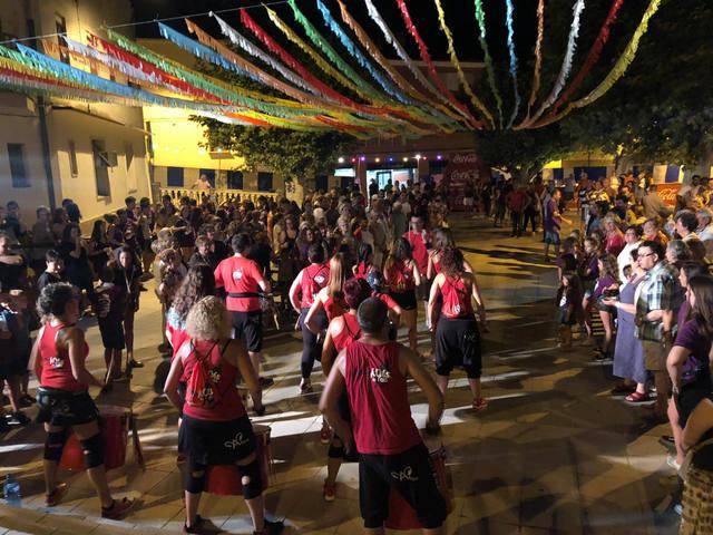 En marxa la Festa Major de la Granja d'Escarp