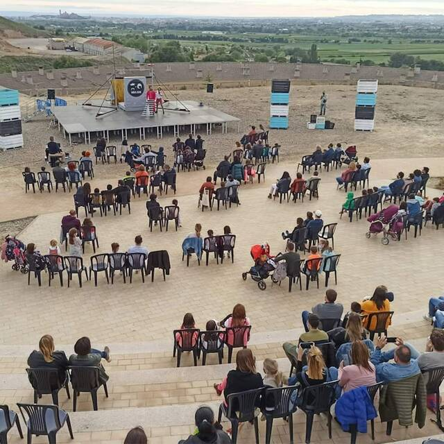 Èxit de participació al Festival Mil Maneres d'Alcoletge