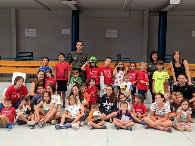Èxit de participació en el Casal d'Estiu de Rosselló amb 310 infants