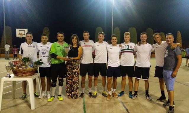 Èxit de participació en el Torneig de Futbol Sala de Rosselló