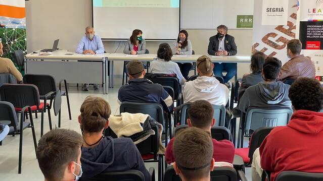 Èxit del segon Networking Odisseu Segrià per impulsar l'emprenedoria juvenil vinculada al territori