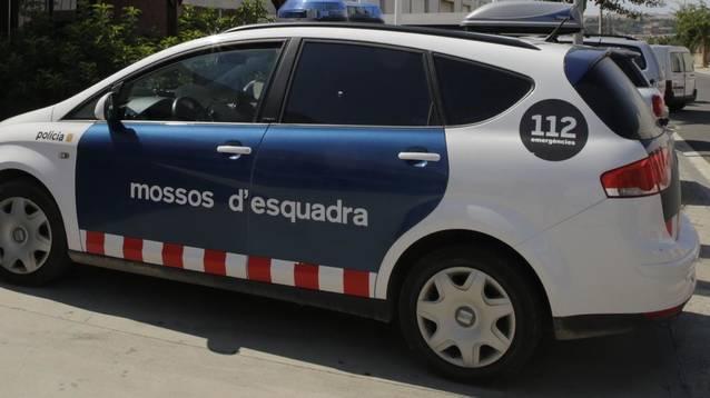 Ferit de bala un camioner a Vilanova de la Barca