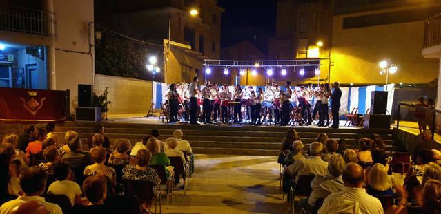 Festival Internacional de Bandes de Música de Lleida fa parada a La Granja d'Escarp