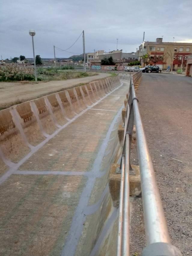 Finalitza l'arranjament del Canal de Pinyana a Rosselló